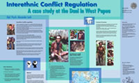 Interethnic conflict regulation